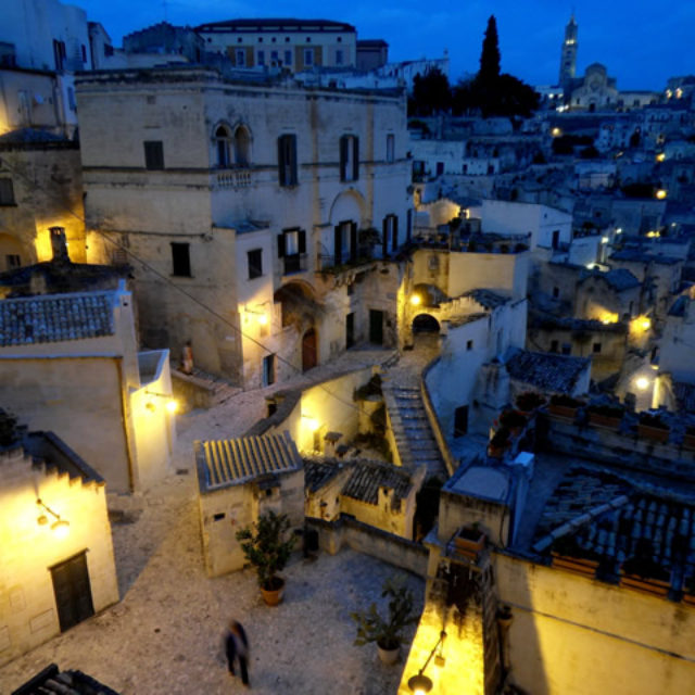 Matera 2019 – European capital of culture